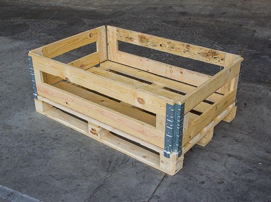 maxipallets poviglio legno gabbie